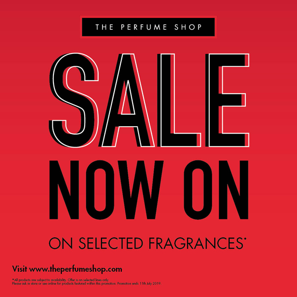 Save at The Perfume Shop Sale