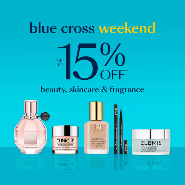 fc9391e2f57 Do a bit of beauty self-gifting at Debenhams and enjoy 15% off your  favourite beauty brands from the Beauty Hall in-store this weekend.