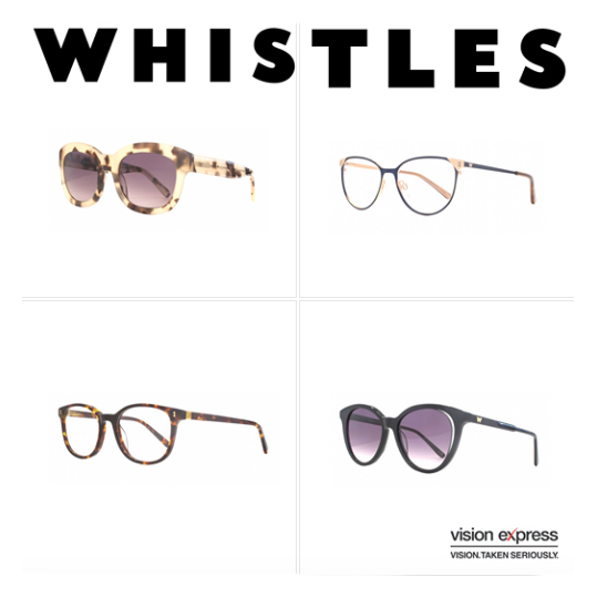Whistle into Vision Express