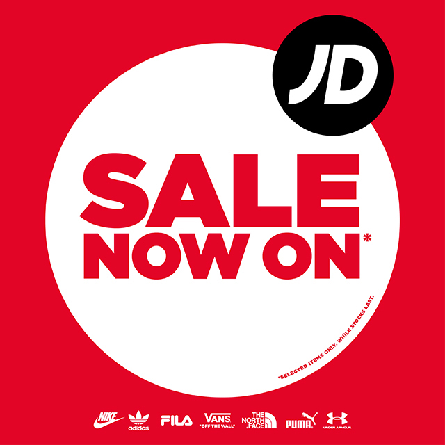 Save big at the JD Sale