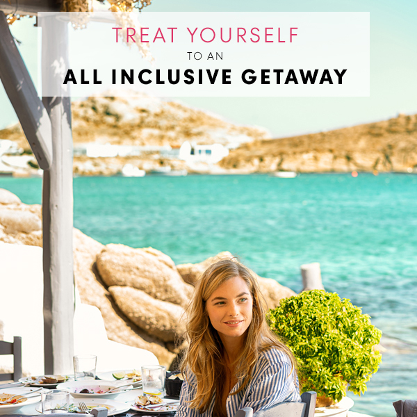 Go All-Inclusive with Thomas Cook