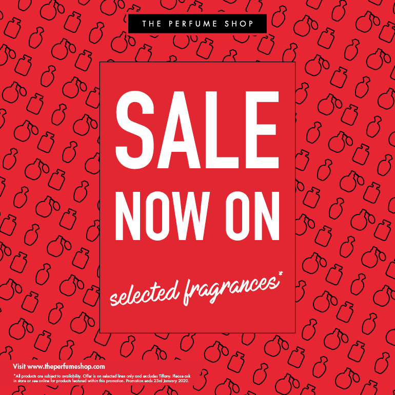 Discover The Perfume Shop Sale
