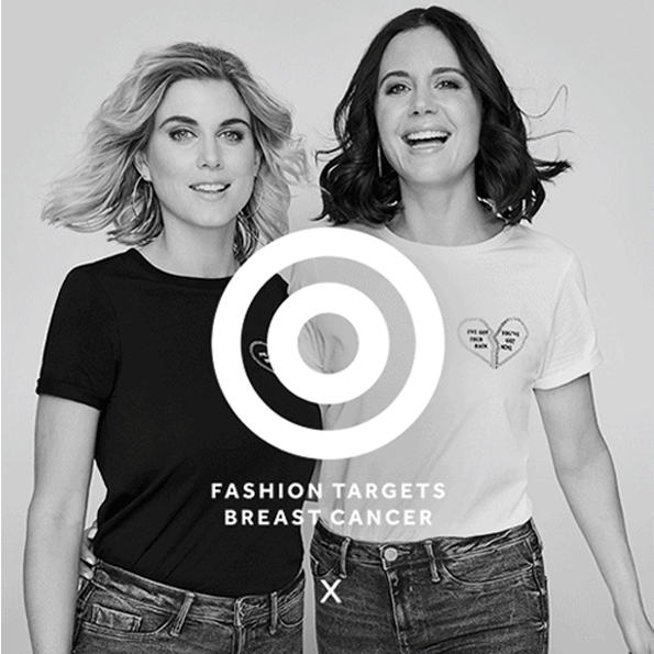Fashion Targets Breast Cancer x River Island