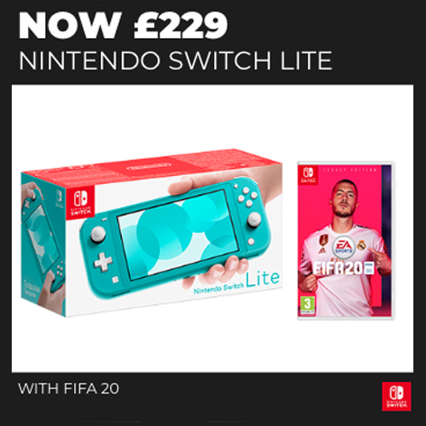 Switch to Lite at Game