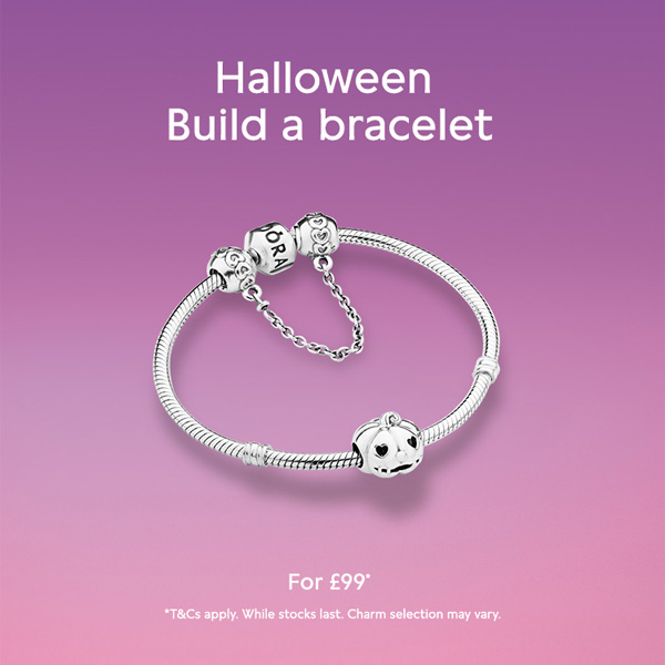 Style yourself spooky at Pandora