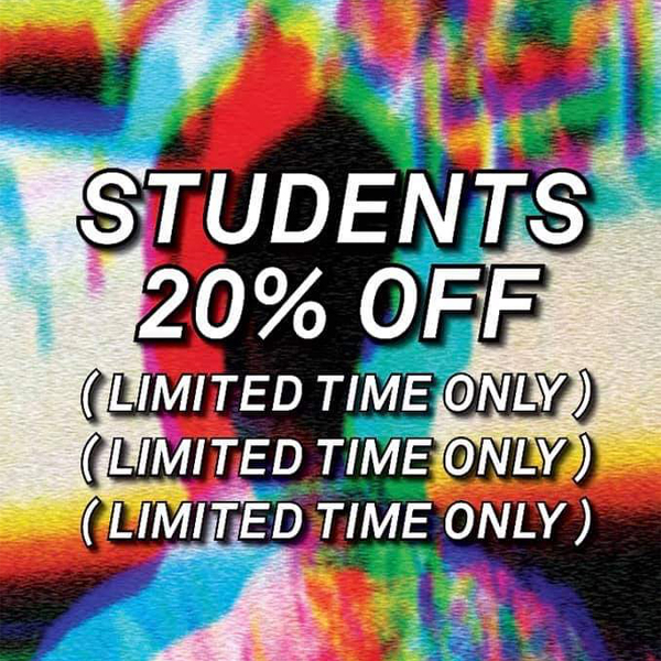 Student style is 20% off at Topman