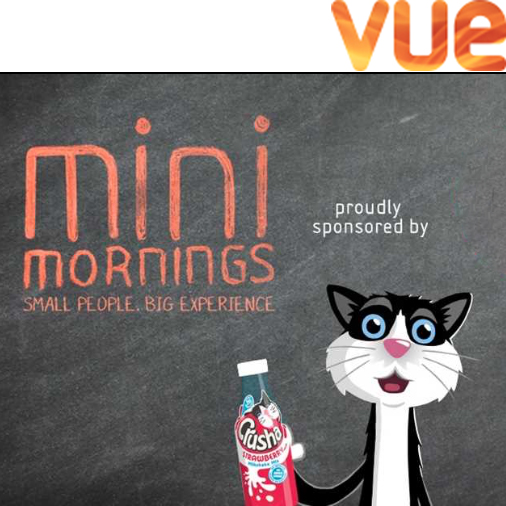 Have a Mini Morning at Vue