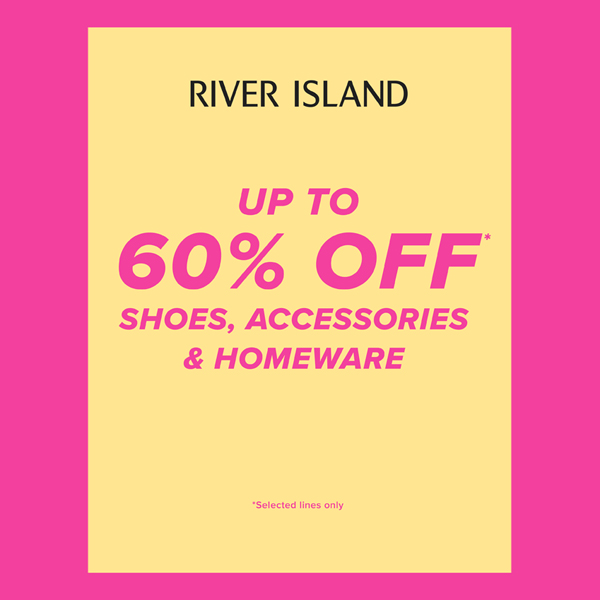 Step up to the River Island sale