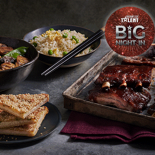 Chinese Meal Deals at M&S