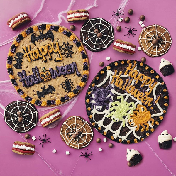 Scary snacks are at Millie's Cookies