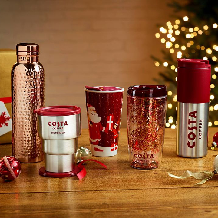 Give the gift of Costa
