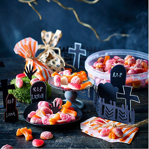 Trick or treat with M&S
