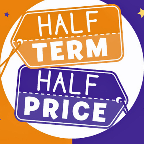 Half term joy is at The Entertainer