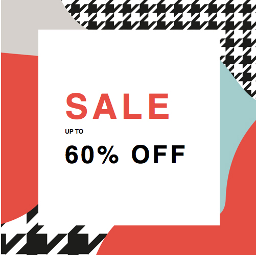 Save up to 60% at the RI Sale