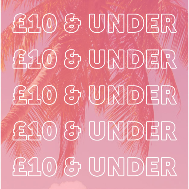 £10 and under at Select