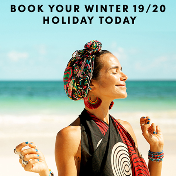 Plan your winter break with Thomas Cook